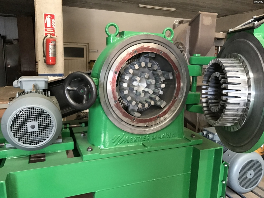 Piled Mill PD 500